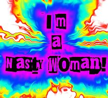 I'm A Nasty Woman by David Rozansky