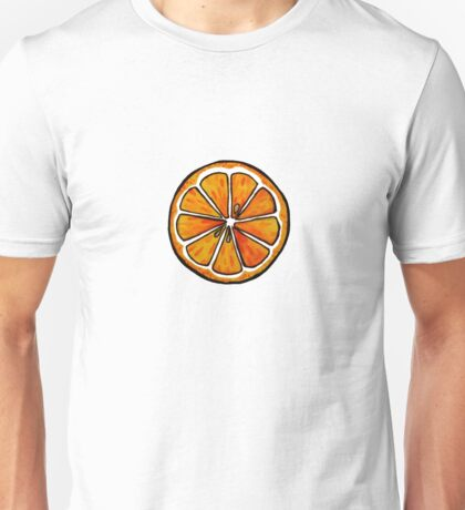 Orange Slice  Unisex T-Shirt