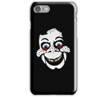 It's Captain Howdy Time! iPhone Case/Skin