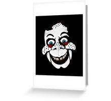 It's Captain Howdy Time! Greeting Card