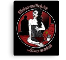 Hell's Belle Canvas Print