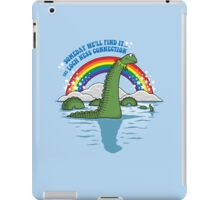 The Lochness Connection iPad Case/Skin