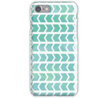 Arrows - Watercolor iPhone Case/Skin
