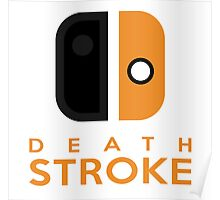 Deathstroke Switch Small Poster