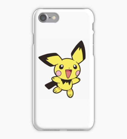 Pokemon - pichu iPhone Case/Skin