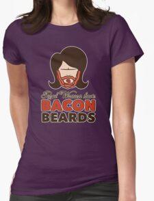 Bacon Beard (women's version) T-Shirt