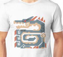 Lagiacrus icon Unisex T-Shirt