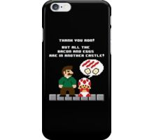 I'm Not Here For the Princess iPhone Case/Skin