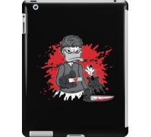 The Duck Passenger iPad Case/Skin