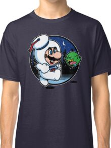 Super Marshmallow Bros. Classic T-Shirt