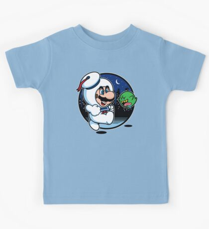 Super Marshmallow Bros. Kids Clothes