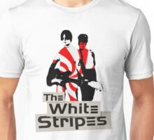 The White Stripes - Pepermint Tape Unisex T-Shirt