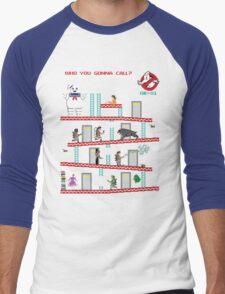 Donkey Puft Men's Baseball ¾ T-Shirt