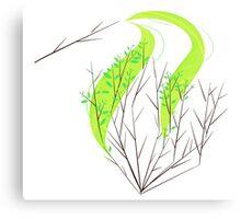 Branch Magic Wand Canvas Print