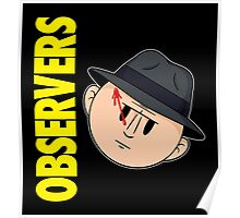 Who Observes the Observers? Poster
