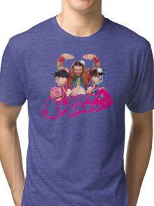 LadyBaby Tri-blend T-Shirt