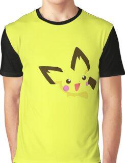Pokemon - pichu cute Graphic T-Shirt
