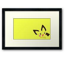 Pokemon - pichu cute Framed Print