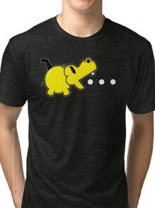Waka Waka Hippos Tri-blend T-Shirt