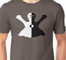 Smiling Happy Heart Ghost by Jac Unisex T-Shirt