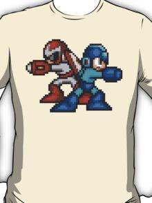 Megaman And Protoman T-Shirt