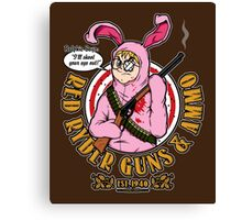 I'll Shoot Your Eye Out! Canvas Print