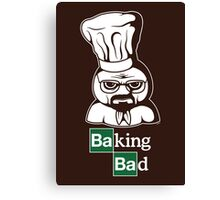 Baking Bad Canvas Print