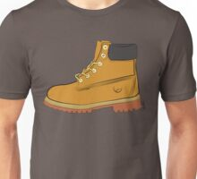 Big Tan Boots Unisex T-Shirt