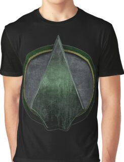 Emerald Archer Graphic T-Shirt
