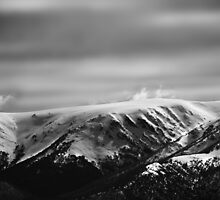 Mount Bogong by Kevin McGennan