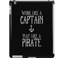 Play Like a Pirate iPad Case/Skin