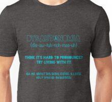 Dysautonomia Pronunciation  Unisex T-Shirt