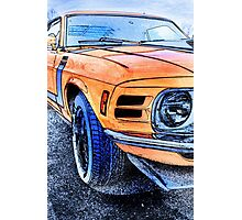 Boss 302 Photographic Print