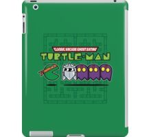Hero in a Waka Waka Shell (Orange) iPad Case/Skin