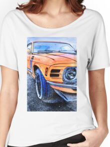 Boss 302 Women's Relaxed Fit T-Shirt