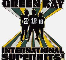 Green Bay  - International Superhits by CMRDA