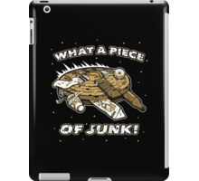 What a Piece of Junk! iPad Case/Skin