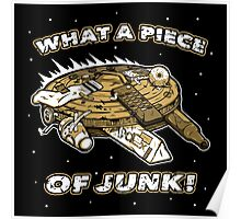 What a Piece of Junk! Poster