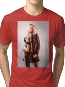 Taylor Michel Momsen the pretty reckless Tri-blend T-Shirt