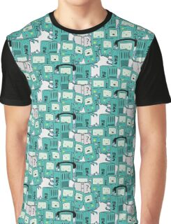 BMO patterns Graphic T-Shirt