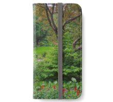 Secret Garden iPhone Wallet/Case/Skin