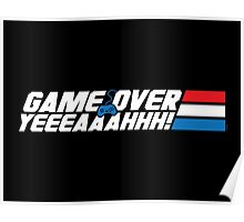 Game Over Yeah! Poster