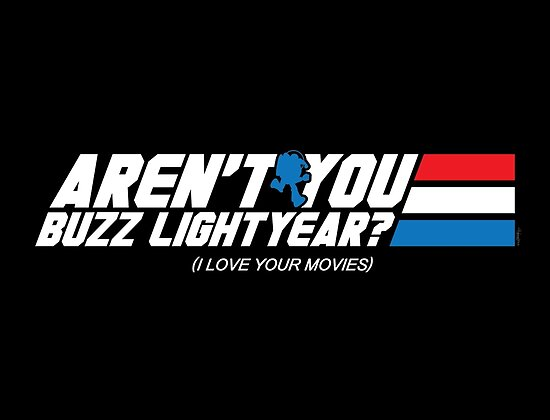 Aren't You Buzz? by mikehandyart