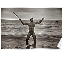KING OF SPARTA, CONEY ISLAND BEACHHEAD Poster