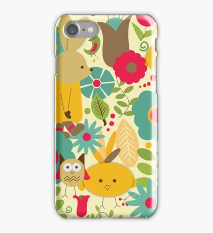 Garden Party iPhone Case/Skin