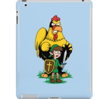 The Legend of Ernie (LIGHT SHIRTS and STICKERS) iPad Case/Skin