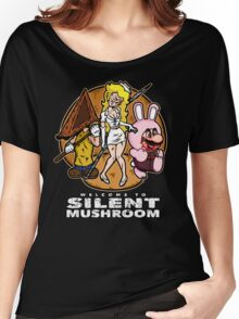 Silent Mushroom Women's Relaxed Fit T-Shirt