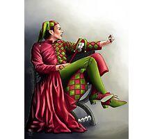 David Tennant Shakespeare Art Prints Photographic Print