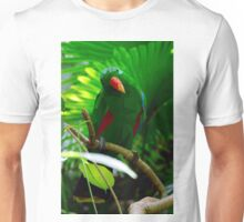 The Look of a Parrot Unisex T-Shirt