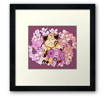 Maneki Neko 64 Framed Print